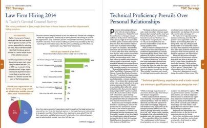 2014 TGC Survey 2