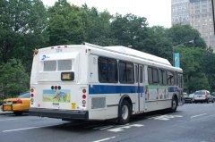 MTA bus - 2